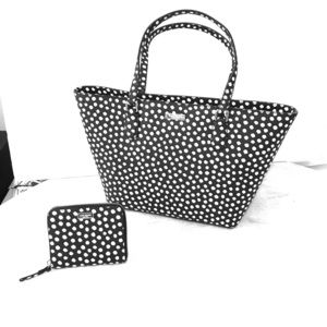 Kate Spade Laurel Way Dally Bag + Darci Combo